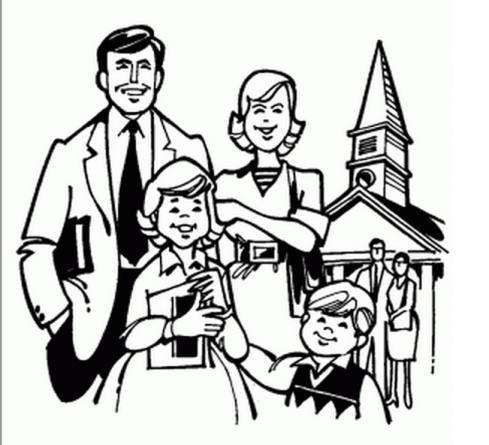 Family_church_black-white_WesWhite_2011