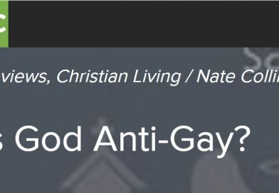 """An Easy Answer to an Easy Question: A Review of Allberry's """"Is God Anti-Gay?"""""""